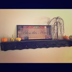 Bless this House wall hanging 🍁 Fall colors